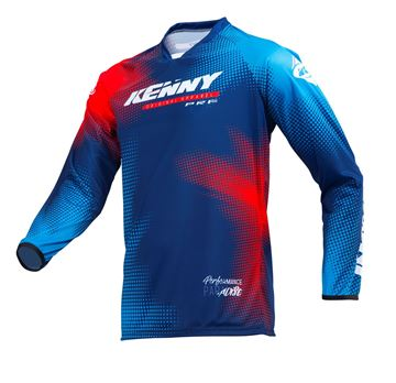 Picture of ADULT PERFORMANCE JERSEY PARADISE BLUE