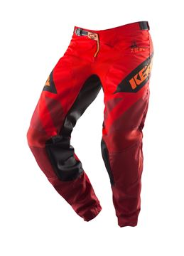 Picture of KIDS TRACK PANTS FULL RED