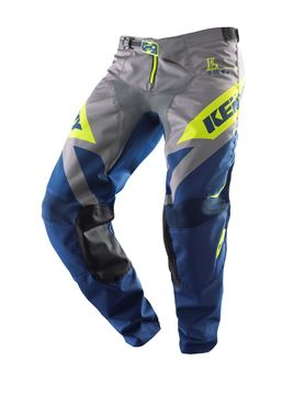 Picture of KIDS TRACK PANTS NAVY LIME