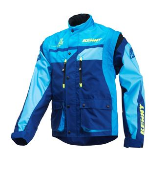 Picture of TRACK JACKET FULL BLUE