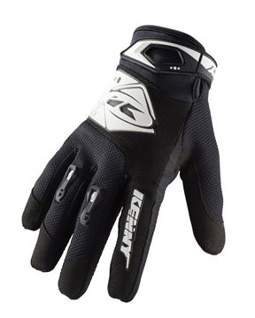 Picture of ADULT TRACK GLOVES FULL BLACK