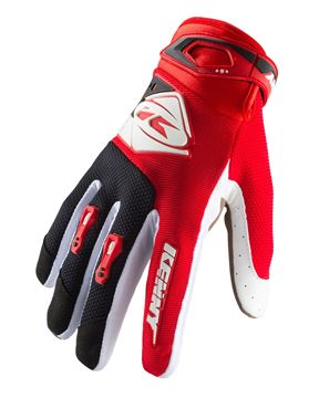 Picture of KIDS TRACK GLOVES RED