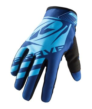 Picture of KIDS BRAVE GLOVES BLUE