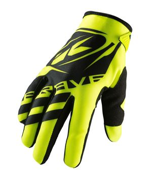 Picture of KIDS BRAVE GLOVES NEON YELLOW