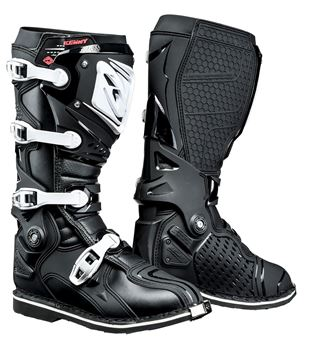 Picture of TITANIUM BOOTS BLACK