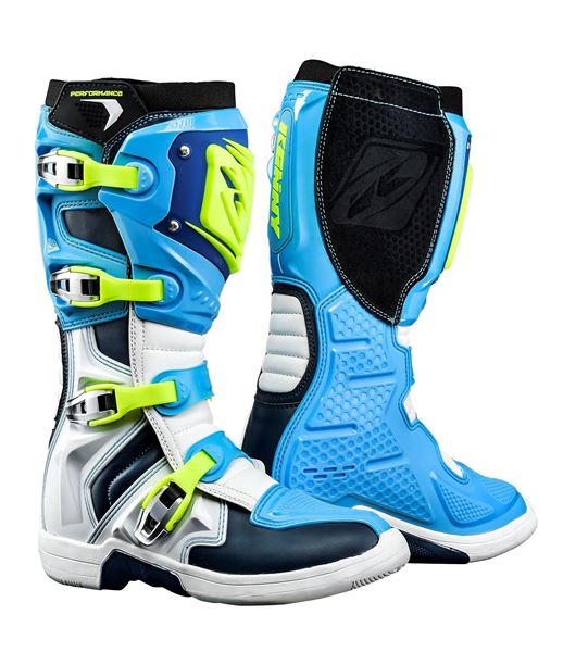Picture of PERFORMANCE BOOTS CYAN