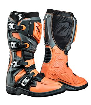 Picture of PERFORMANCE BOOTS ORANGE