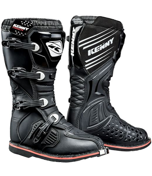Picture of TRACK BOOTS  BLACK
