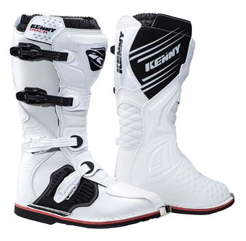 Picture of TRACK BOOTS  WHITE