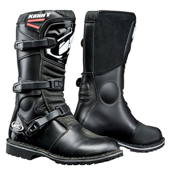 Picture of EVASION BOOTS ADULT BLACK
