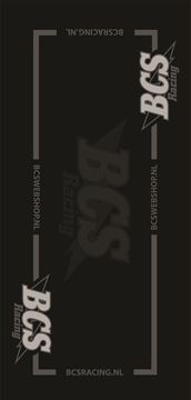 Afbeeldingen van Bcs Racing pit mat (95x200)