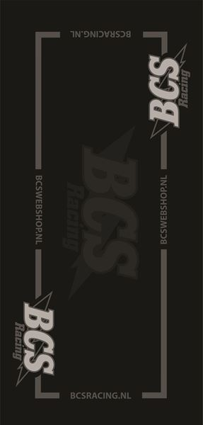 Picture of Bcs Racing pit mat (95x200)