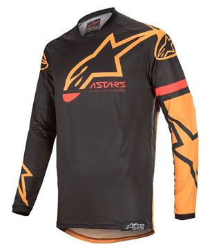 Picture of RACER TECH COMPASS JERSEY - 2020