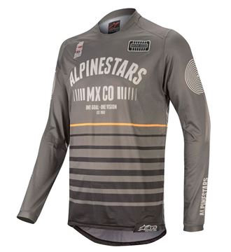 Picture of RACER TECH FLAGSHIP JERSEY - 2020