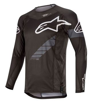 Picture of TECHSTAR GRAPHITE JERSEY - 2020