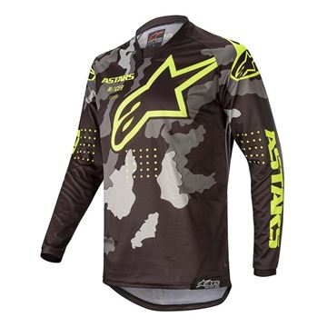 Picture of YOUTH RACER TACTICAL JERSEY - 2020