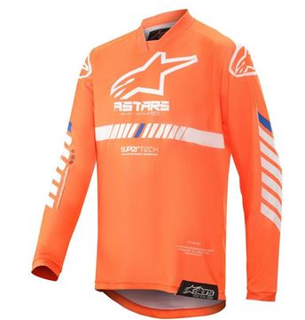 Picture of YOUTH RACERTECH JERSEY - 2020