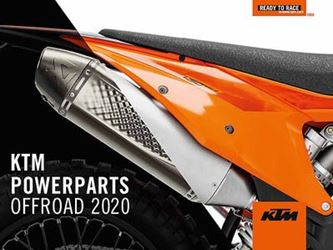 Picture for category KTM Powerparts Producten