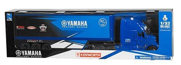 Picture of Miniatuur Truck Yamaha Factory Racing 1:32