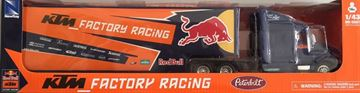Picture of Miniatuur Truck KTM Factory Racing Red Bull 1:43