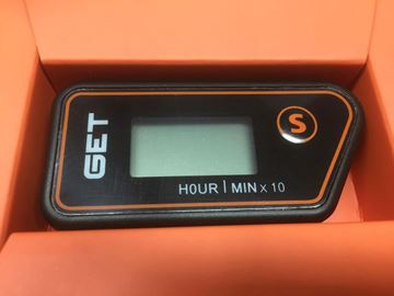 Picture of GET wireless hour meter