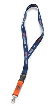 Picture of REPLICA LANYARD BLUE