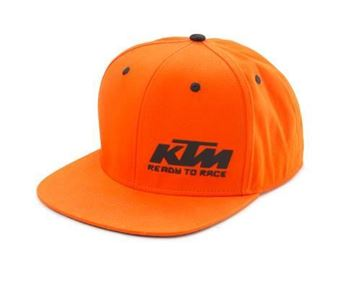 Picture of TEAM SNAPBACK CAP ORANGE