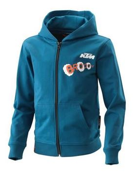 Picture of KIDS RADICAL ZIP HOODIE