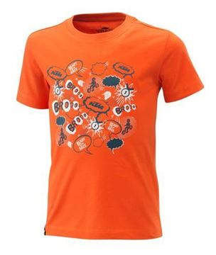 Picture of KIDS RADICAL TEE ORANGE