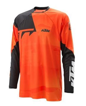 Afbeeldingen van POUNCE SHIRT ORANGE