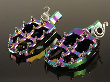 Picture of ZAP Aluminium Footpegs