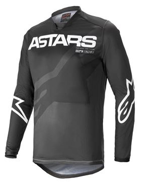 Picture of Racer Braap - Black/Anthracite/White - Alpinestar