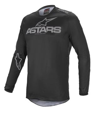 Picture of Fluid Graphite - Black/Dark Gray - Alpinestar