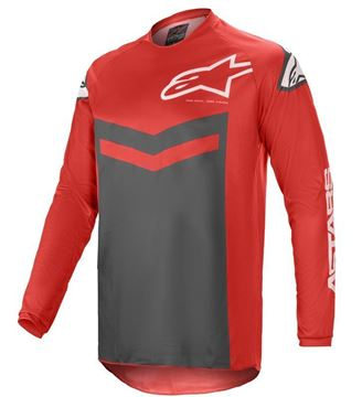 Picture of Fluid Speed - Bright Red/Anthracite - Alpinestar