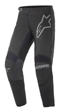 Picture of Fluid Graphite pants - Black/Dark Gray - Alpinestar