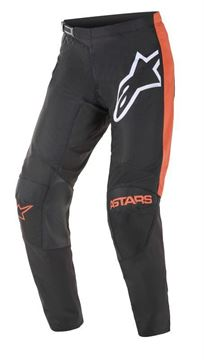 Afbeeldingen van Fluid Tripple pants - Black/Orange - Alpinestar