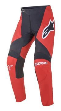 Afbeeldingen van Fluid Speed pants - Bright Red/Anthracite - Alpinestar