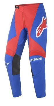 Afbeeldingen van Fluid Speed pants - Blue/Bright Red - Alpinestar
