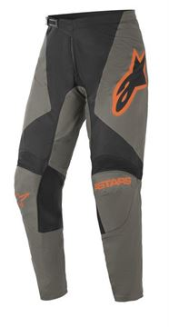 Afbeeldingen van Fluid Speed pants - Dark Gray/Orange - Alpinestar