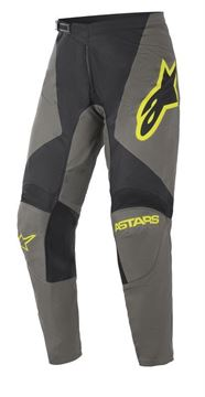 Afbeeldingen van Fluid Speed pants - Dark Gray/Yellow Fluo - Alpinestar