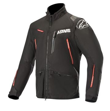 Picture of Venture-R Jacket- Black/Red - Alpinestar