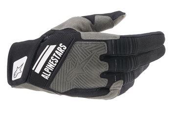 Picture of Venture R v2 Gloves - Black/White - Alpinestar