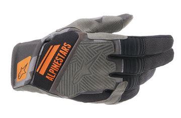 Picture of Venture R v2 Gloves - Black/Camo Orange - Alpinestar