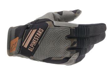Picture of Venture R v2 Gloves - Black/Camo Sand - Alpinestar
