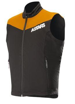 Picture of Session Race Vest - Orange Fluo/Black - Alpinestar