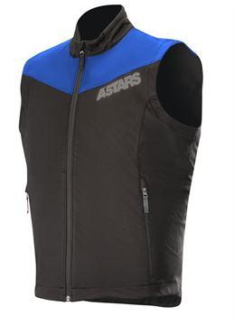 Picture of Session Race Vest - Blue/Black - Alpinestar