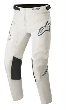 Afbeeldingen van Youth Racer Braap Pants - Light Gray/Dark Blue - Alpinestar