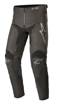Afbeeldingen van Youth Racer Compass Pants - Black/Dark Gray - Alpinestar