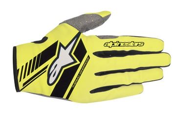 Picture of Neo Gloves - Yellow/Black - Alpinestar