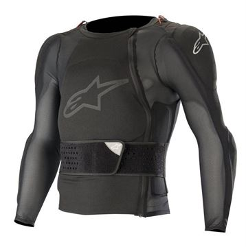 Picture of Sequence LS Protection Jacket - Black - Alpinestars